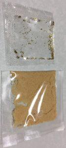 金箔ときな粉
