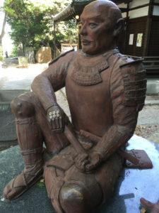 幸村銅像01