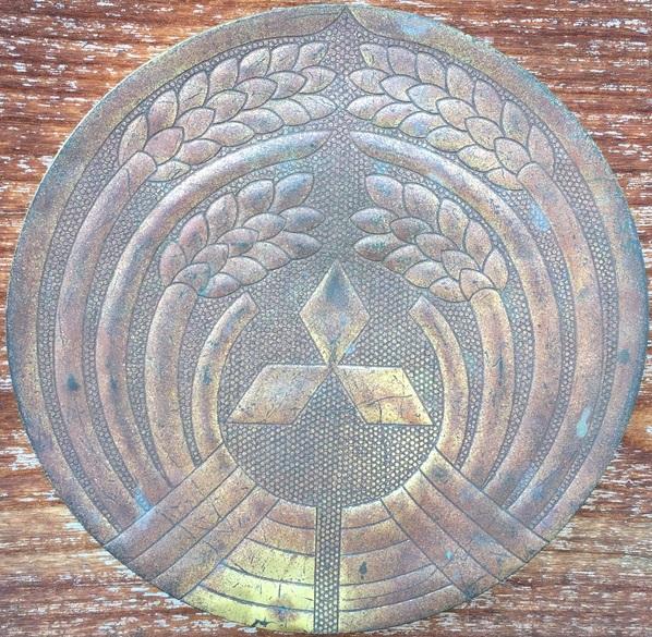 土佐稲荷神社神文