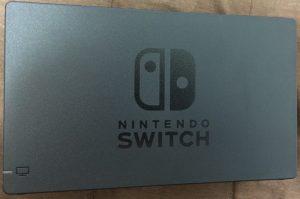 NintendoSwitchドック