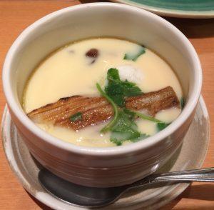 まる寿司の茶碗蒸し