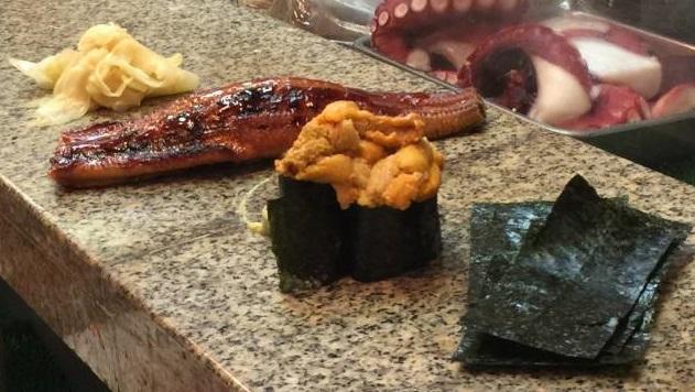 大市寿司のウニ