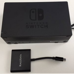 KINIVA Switch用コンバータ大きさ比較
