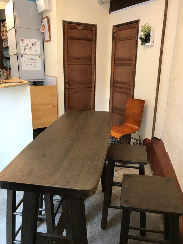 白川カフェ店内②