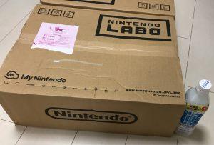 NintendoLabo箱