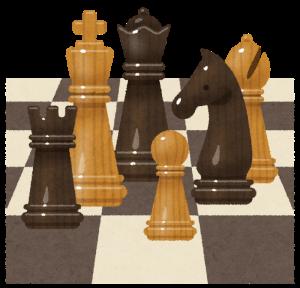 チェスはスポーツ