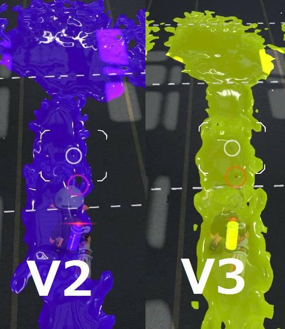 傘の塗り比較