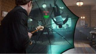 キングスマンの傘